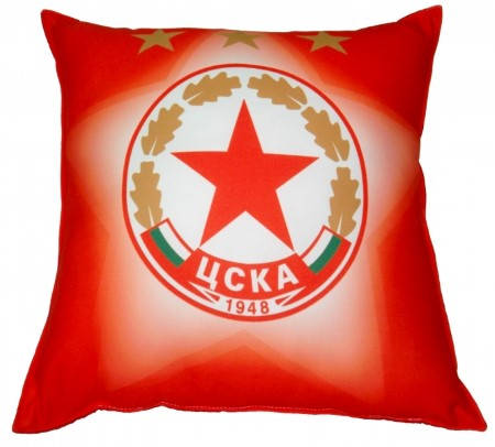 Възглавница CSKA Cushion Star 501110