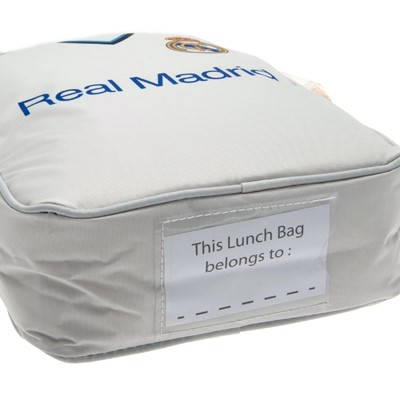 Чанта REAL MADRID Kit Lunch Bag 500915  изображение 2