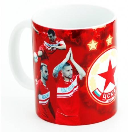 Чаша CSKA Ceramic Mug This Is The Army 500723