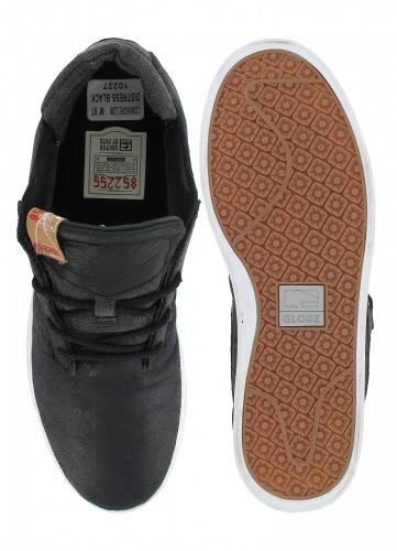 Мъжки Обувки GLOBE Comanche Low F11 100321a 30302400232 - DISTRESSED BLACK изображение 2