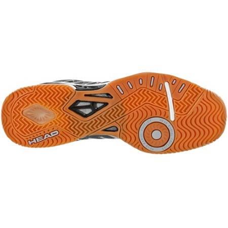 Мъжки Тенис Обувки HEAD Radical Pro II Lite Indoor Mem 100747a RADICAL PRO II LITE INDOOR MEN/272712-WHBK изображение 6