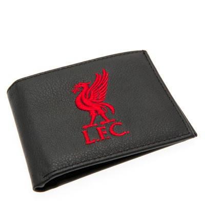 Портфейл LIVERPOOL Embroidered Leather Wallet 500166 l30ebwliv-3246