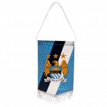 Флаг MANCHESTER CITY Mini Pennant 500954