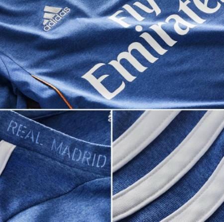 Мъжка Тениска ADIDAS Real Madrid Mens Away Shirt 13/14 100648a  изображение 3