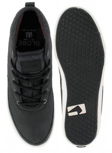 Мъжки Обувки GLOBE Quantum Mid W13 100659 30302400300 - BLACK изображение 3