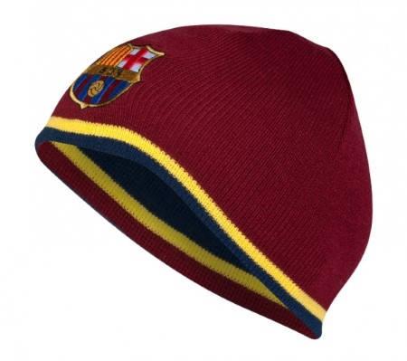 Зимна Шапка BARCELONA Reversible Knitted Hat 500475 9147-v35revba изображение 4