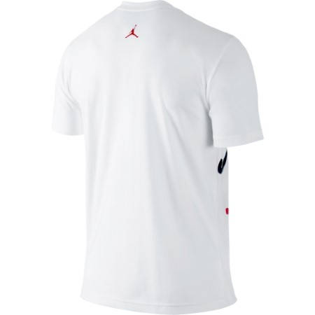 Мъжка Тениска NIKE Air Jordan Bolt Tee 100730 602836-100 изображение 3