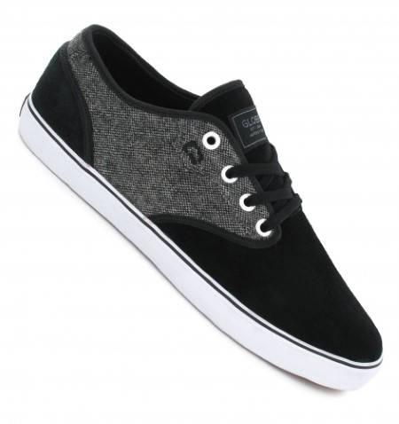 Мъжки Обувки GLOBE Motley W13 100657b 30302400298 - BLACK TWEED изображение 2