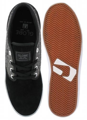Мъжки Обувки GLOBE Motley W13 100657b 30302400298 - BLACK TWEED изображение 3