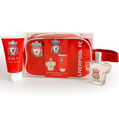 Аксесоари за баня LIVERPOOL Mens Toiletries Gift Set 500508