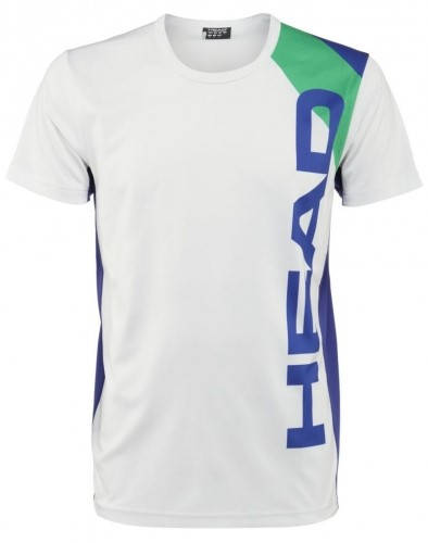 Мъжка Тениска HEAD Energy T-Shirt SS13 100841 811163-WHLT изображение 2