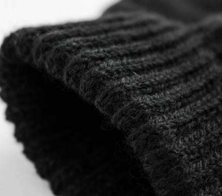 Ръкавици BARCELONA Knitted Gloves BLK 500424a  изображение 3