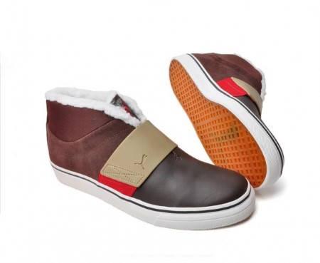 Мъжки Обувки PUMA Sneaker El Ray Mid WTR 100415 35260702 изображение 3