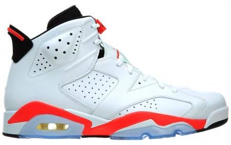 Мъжки Кецове NIKE Air Jordan Retro 6 100860 384664-123