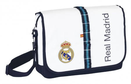 Чанта REAL MADRID Laptop Shoulder Bag 40cm 501352 8516