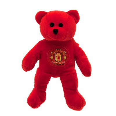 Плюшено Мече MANCHESTER UNITED Mini Bear SB 500528 8226-y62bsbmu