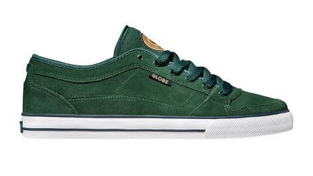 Мъжки Обувки GLOBE TB S13 100624 30302400289 - TREKKING GREEN/NAVY
