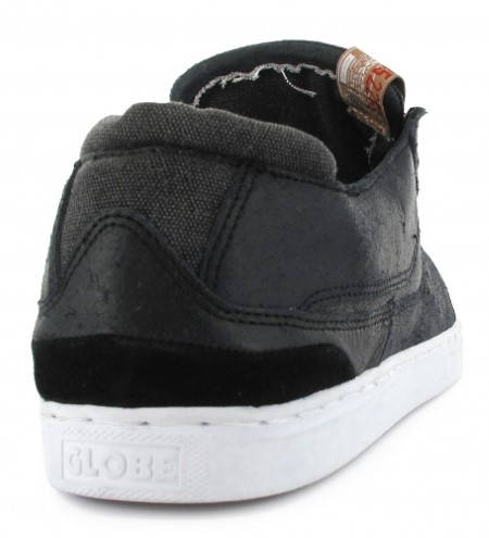 Мъжки Обувки GLOBE Comanche Low F11 100321a 30302400232 - DISTRESSED BLACK изображение 3