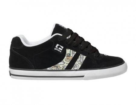 Мъжки Обувки GLOBE Encore 2 W13 100783a 30302400291 - BLACK YURI