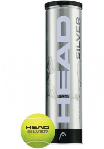 Тенис Топки HEAD Silver x4 401099 SILVER x 4/571304