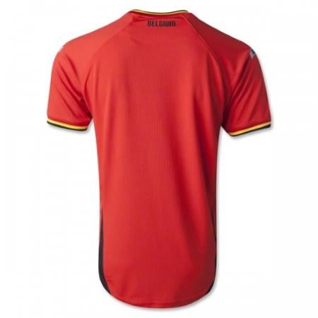 Официална Фланелка Белгия BELGIUM 2014 World Cup Home Kit 501050  изображение 2