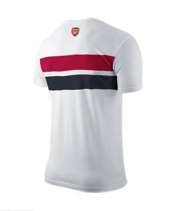 Мъжка Тениска NIKE Arsenal FC Core Tee 100128  480492-100-Ивко изображение 2