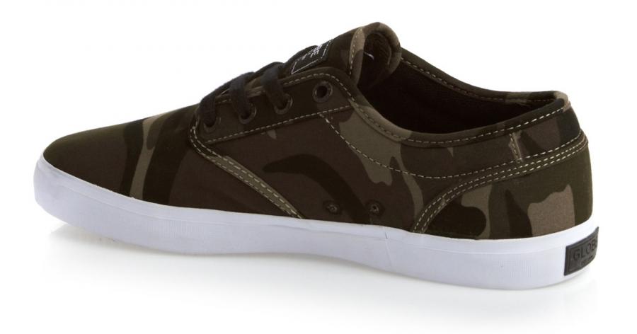 Мъжки Обувки GLOBE Motley W13 100657 30302400298 - CAMO изображение 2
