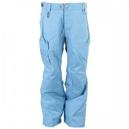 Мъжки Ски/Сноуборд Панталони 686 Mannual Data Pant W13 101012f 30306900132-SLATE изображение 2