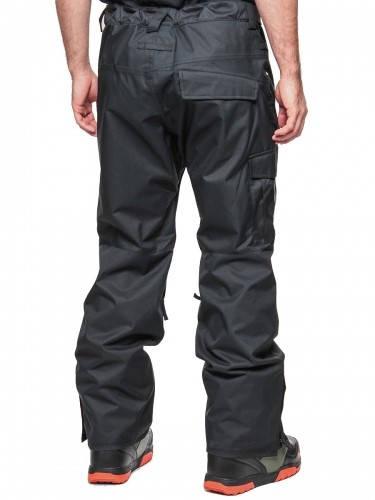 Мъжки Ски/Сноуборд Панталони 686 Mannual Data Pant W13 101012 30306900132-Black изображение 2