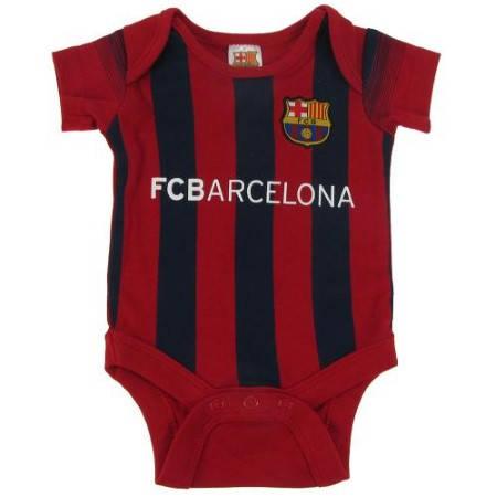 Бебешки Дрехи BARCELONA 2 Pack Bodysuit 9-12 mths 500495  изображение 2