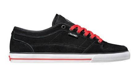 Мъжки Обувки GLOBE TB S13 100624b 30302400289 - BLACK/FIERY RED