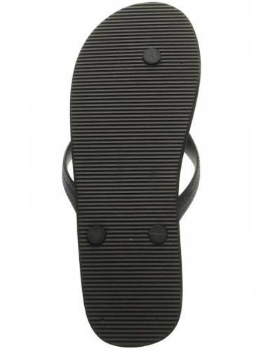 Мъжки Джапанки GLOBE Croc O Clock S13 100566 30300800091 - VINTAGE BLACK изображение 8