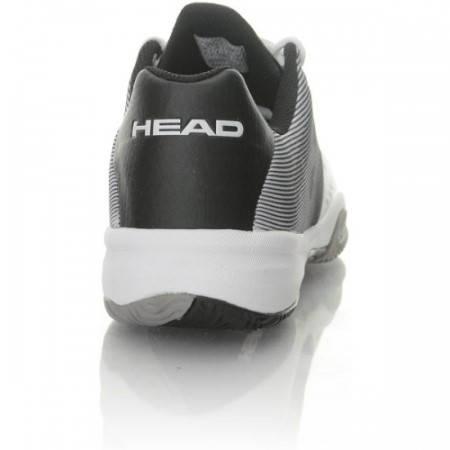 Детски Тенис Обувки HEAD Speed III 300228a SPEED III JUNIOR/275003-WHBC изображение 3