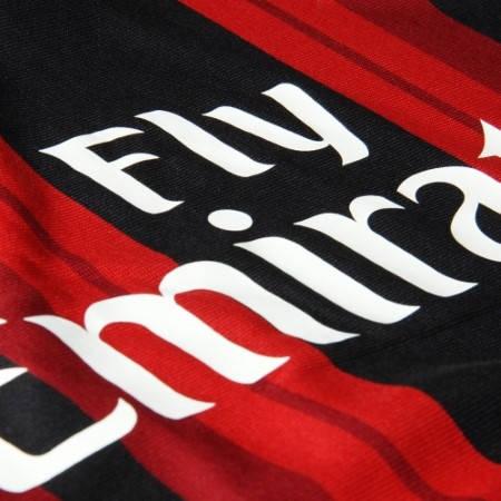 Официалната фланелка Милан MILAN Mens Home Shirt 14-15 501085  изображение 7