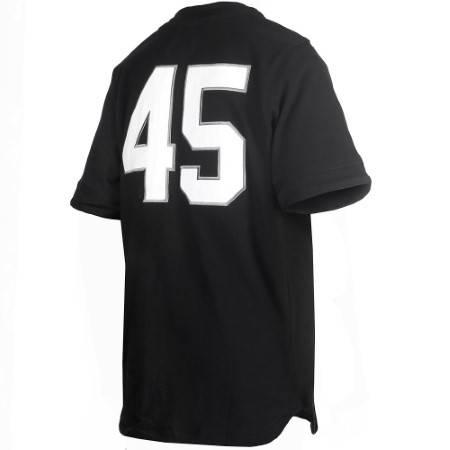 Мъжка Тениска NIKE Jordan Chicago Barons 45 Jersey 100853 621610-010 изображение 2