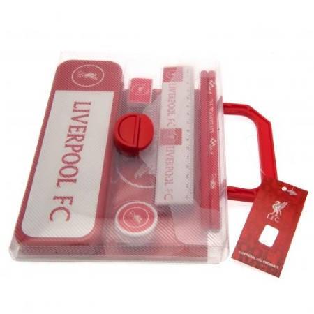 Ученически Пособия LIVERPOOL Stationery Box Set LB 500532b 10487 изображение 3