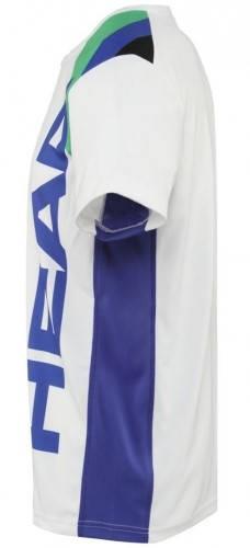 Мъжка Тениска HEAD Energy T-Shirt SS13 100841 811163-WHLT изображение 3