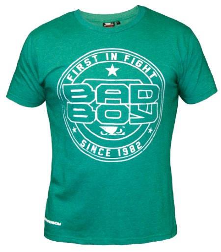 Мъжка Тениска BAD BOY Button T-Shirt 101224