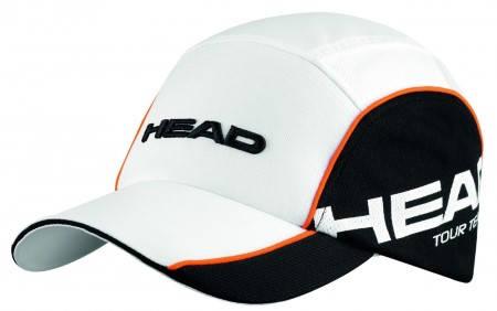 Шапка HEAD Tour Team Funcional Cap SS14 400950a WHBK - 287004
