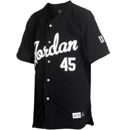 Мъжка Тениска NIKE Jordan Chicago Barons 45 Jersey 100853 621610-010