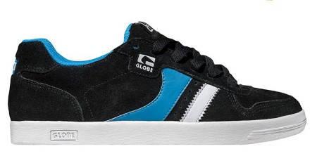 Мъжки Кецове GLOBE Encore Generation SS14 100786a 30302400311 - BLACK/BLUE