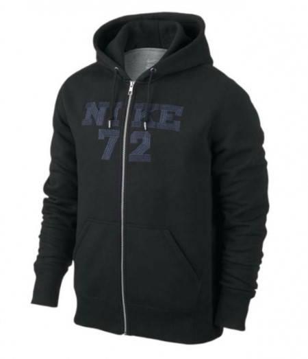 Мъжки Суичър NIKE Classic Fleece FZ Hoody JDI 100560 486195-010