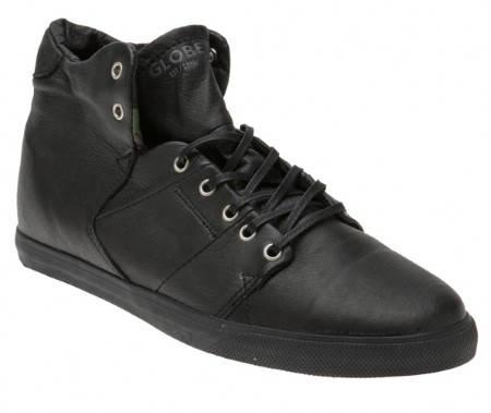 Мъжки Обувки GLOBE Los Angered W13 100654 30302400295 - BLACK BLACK изображение 2