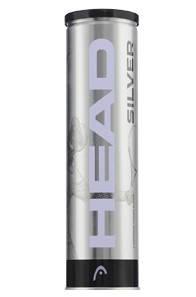 Тенис Топки HEAD Silver x4 401099 SILVER x 4/571304 изображение 3