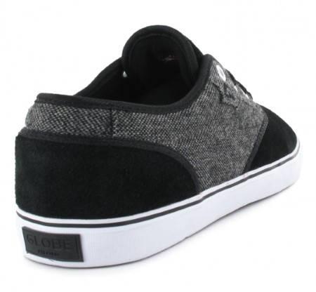 Мъжки Обувки GLOBE Motley W13 100657b 30302400298 - BLACK TWEED изображение 4