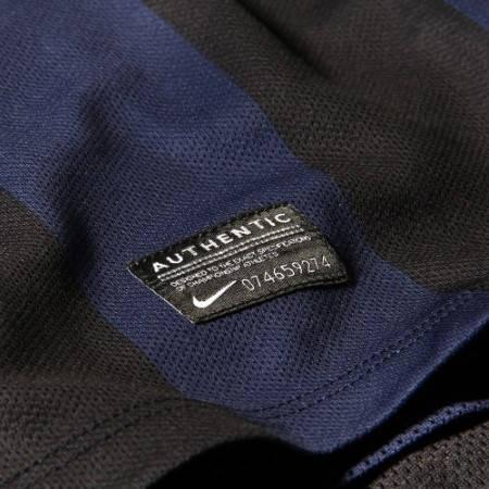 Официална Фланелка Интер INTER Mens Home Shirt 13-14 500892  изображение 8