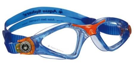 Детски Очила За Плуване AQUA SPHERE Kayenne Junior Clear Lens 402114a 170970