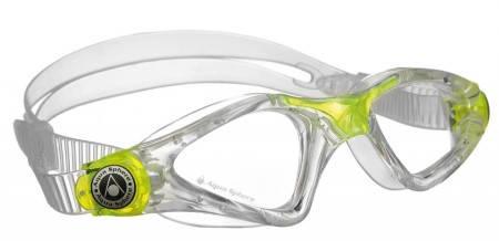 Детски Очила За Плуване AQUA SPHERE Kayenne Junior Clear Lens 402114 170960