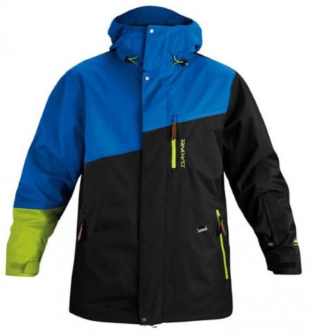 Мъжко Яке DAKINE Ledge Jacket FW13 101035 30307400219-BLACK PACIFIC