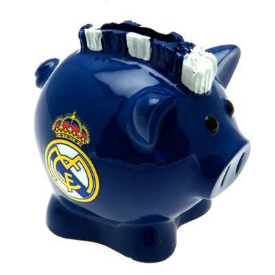 Касичка REAL MADRID Mohawk Piggy Bank 500124b